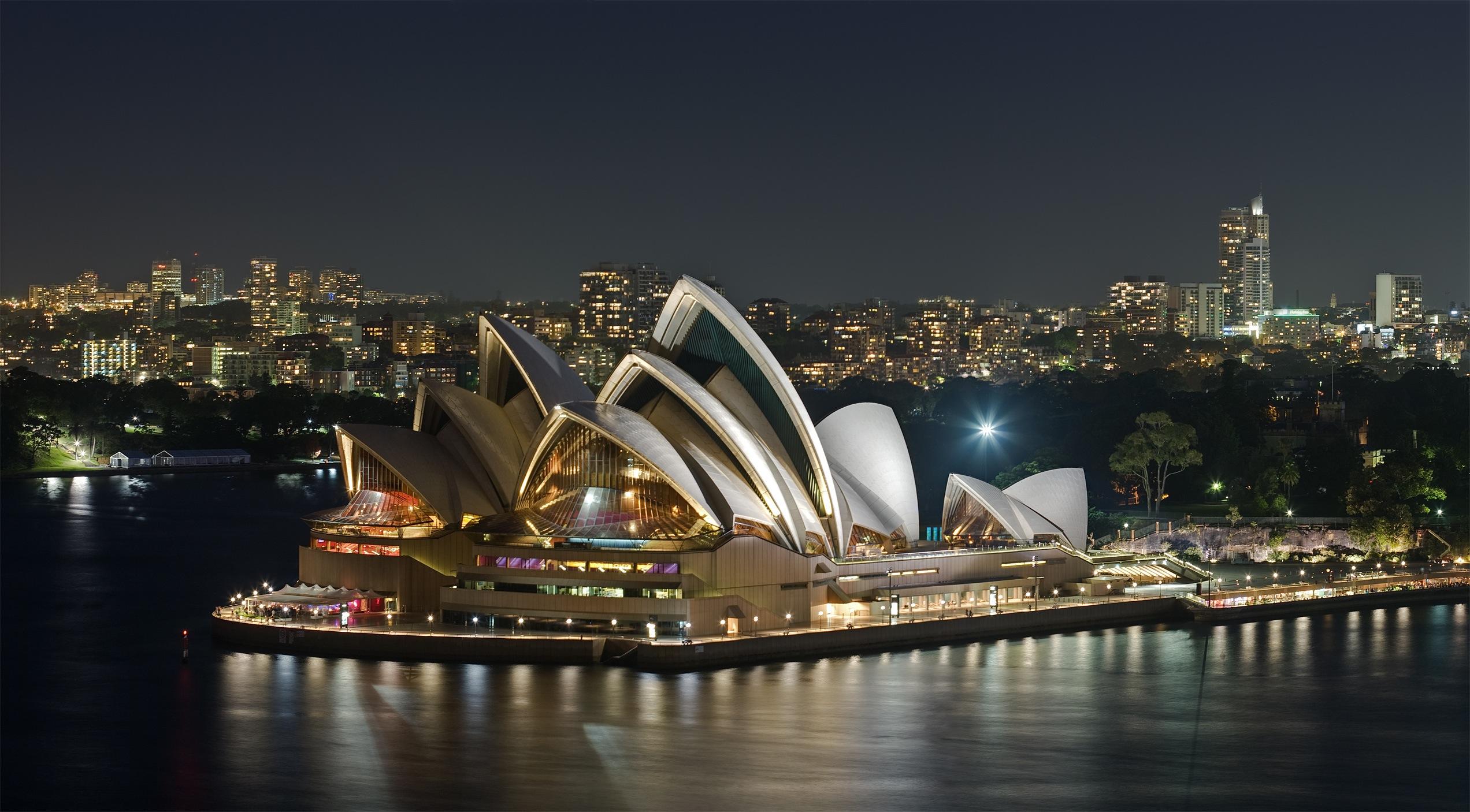 NSW - Sydney Opera House